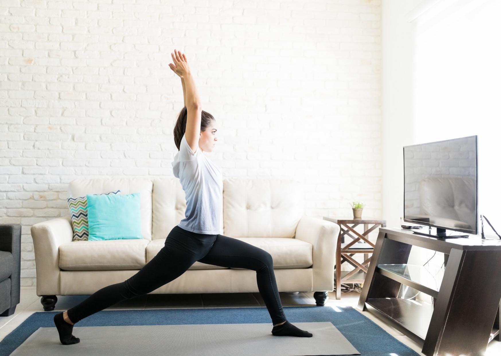 THURSDAY, 7:30am: Wake-Up Yoga (30 mins)
