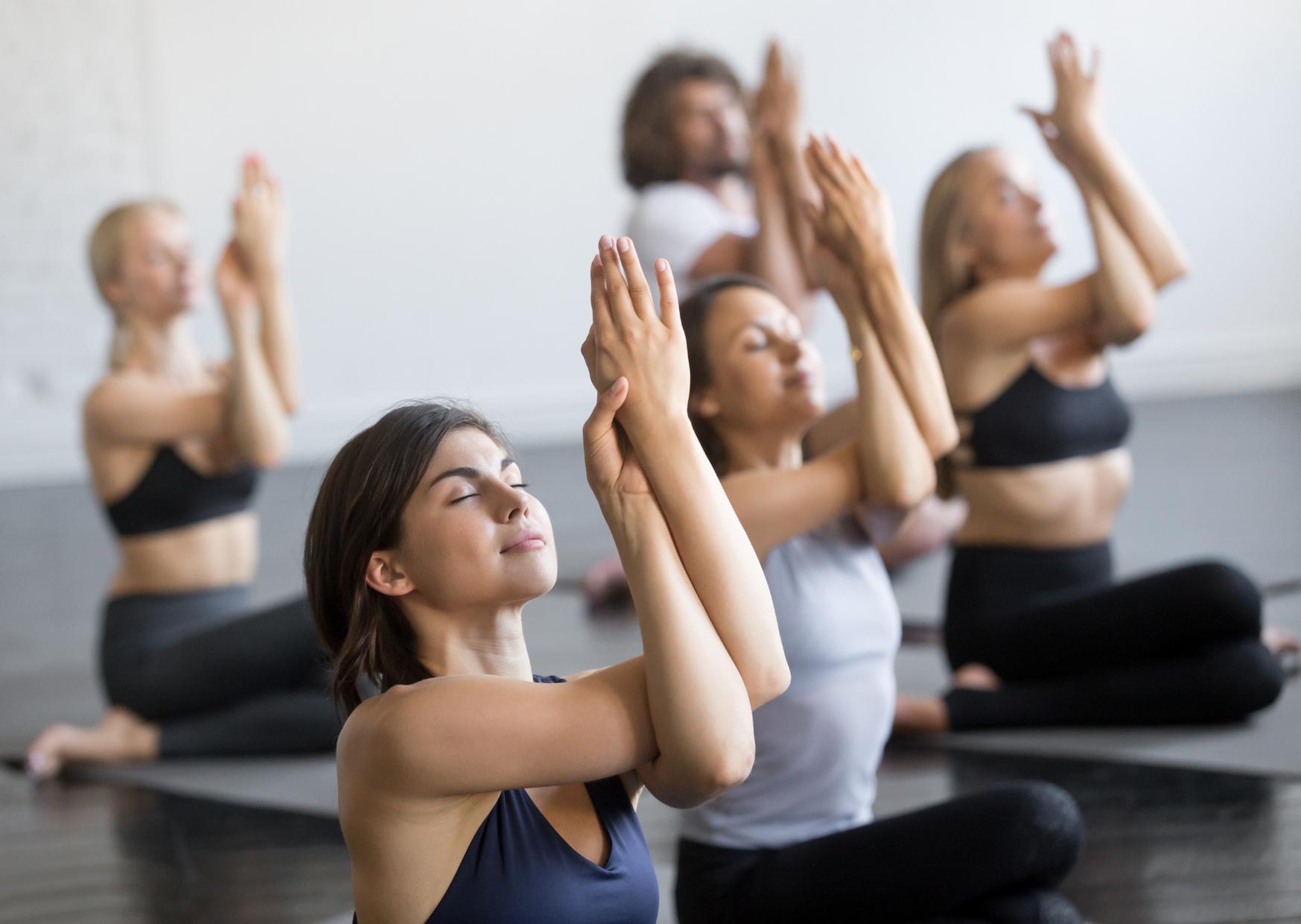 MONDAY, 6pm: Slow Flow Yoga