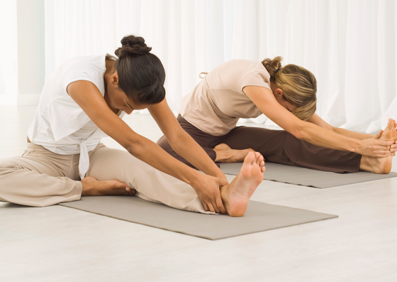 3 Reasons why Yoga can Help with Mental & Physical Stress