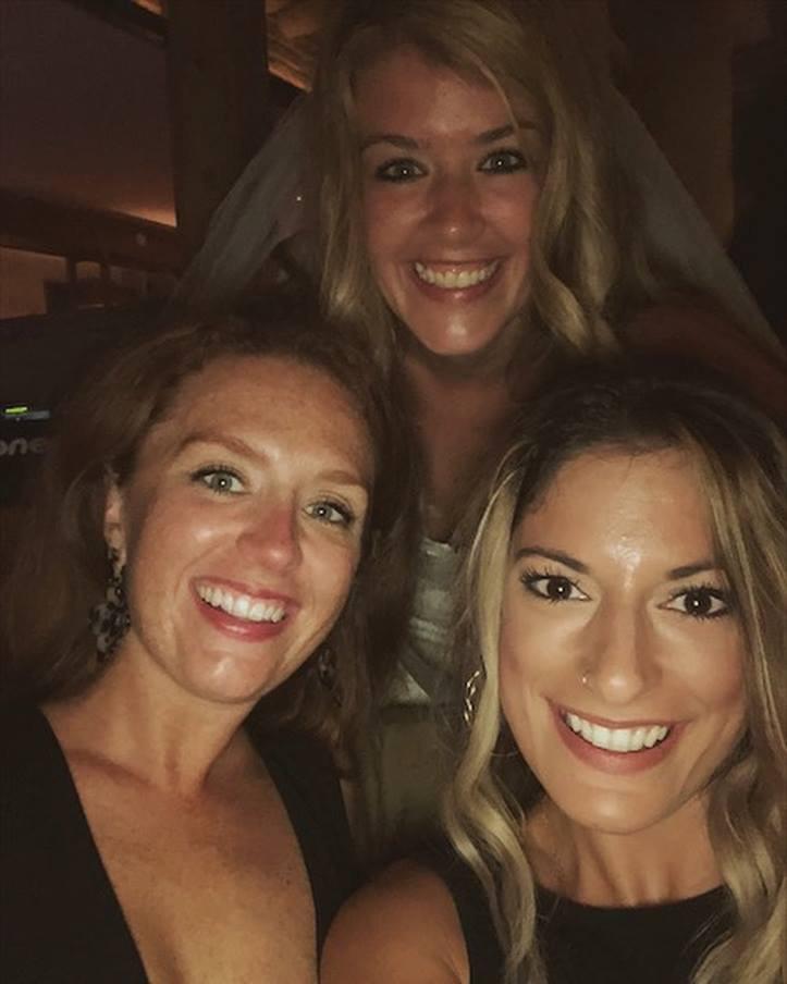 Amanda, Ashlyn and Heba
