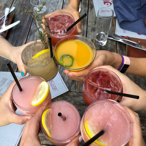 Drinks, Brookly Bridge