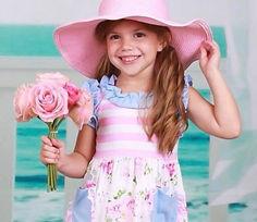 Aubrey, Flower Girl