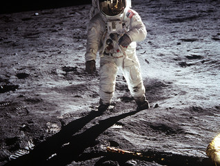 Ya son 50 años desde la llegada del hombre a la luna