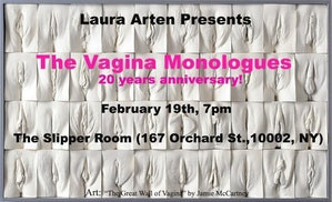 Vagina Monologues! 20th Anniversary