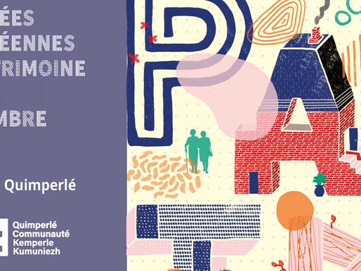 Les journées du patrimoine 2021 à Riec-sur-Bélon les 18 et 19 septembre prochains !