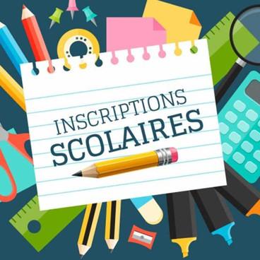Rappel : Inscriptions périscolaire et restaurant scolaire 2021-2022