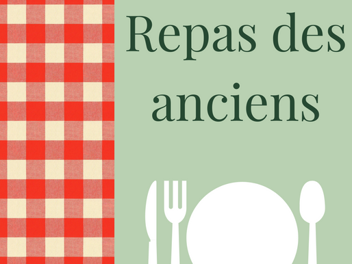 Inscription repas des retrouvailles