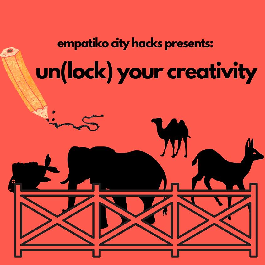 CITY HACK: un(lock) your creativity