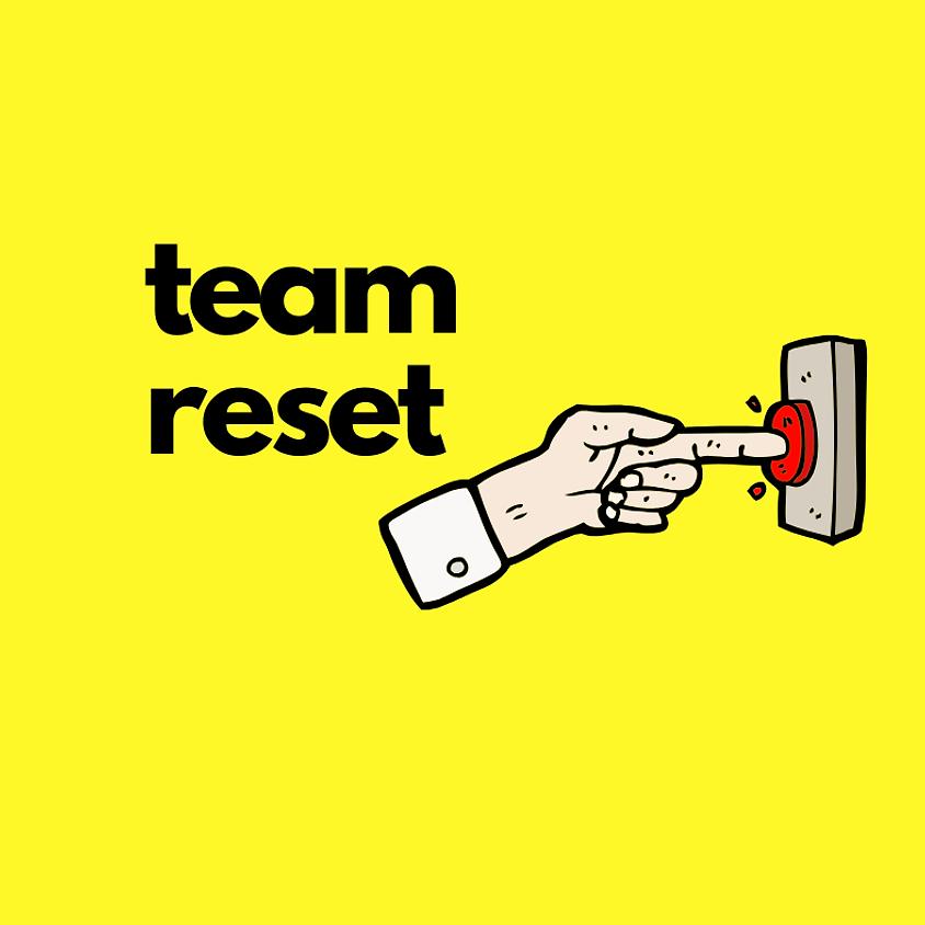 Team Reset - Masterclass day