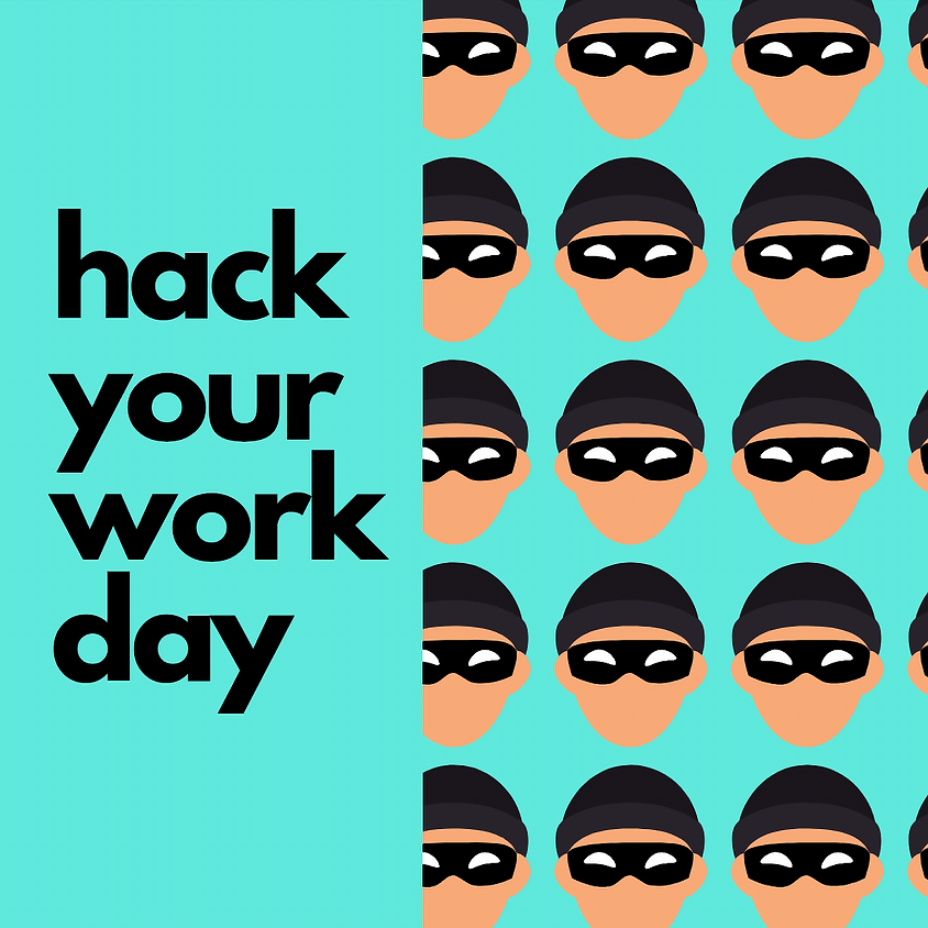 Hack your workday - design team behaviors to thrive