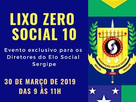 ELO SOCIAL SERGIPE TERÁ O SEU 1º SIMPÓSIO