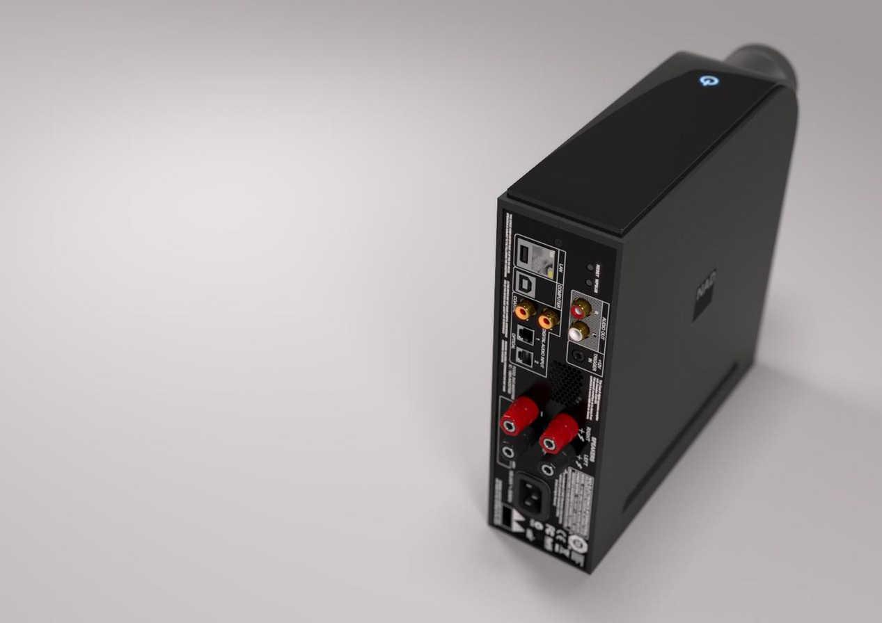 NAD 7050 amplifier