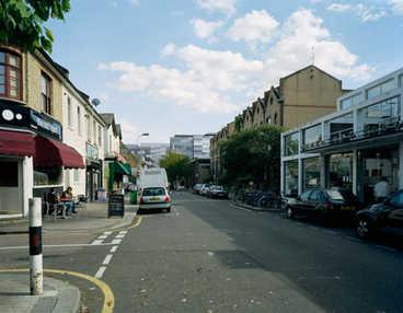 Hammersmith View
