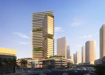Dubai Norman Foster