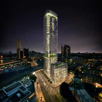 Wandsworth Tower development