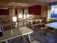lost gull dining room