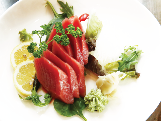 Bluefin Red Tuna