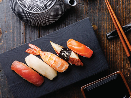 Now You Order Sushi from Everywhere!