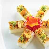Ebi Aburi Sushi