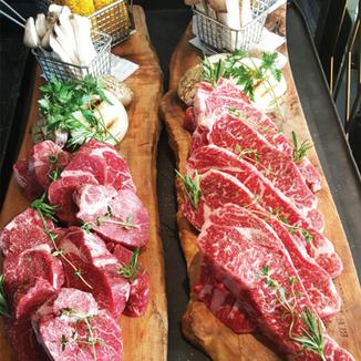 Korean Aged Steak