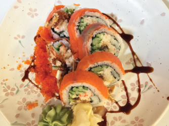 Philly Spider Roll