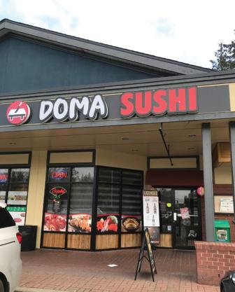 Doma Sushi-Facade