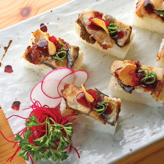 Unagi Aburi Sushi