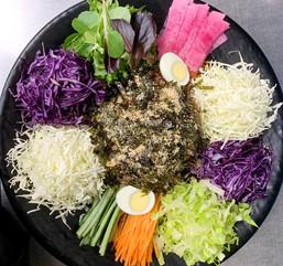 Jaengban buckwheat noodle
