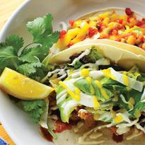 Tacos (Cod & Prawn)