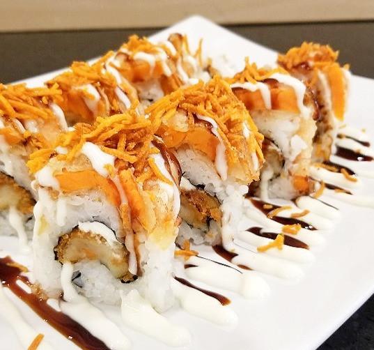 Creamy Koroke Roll