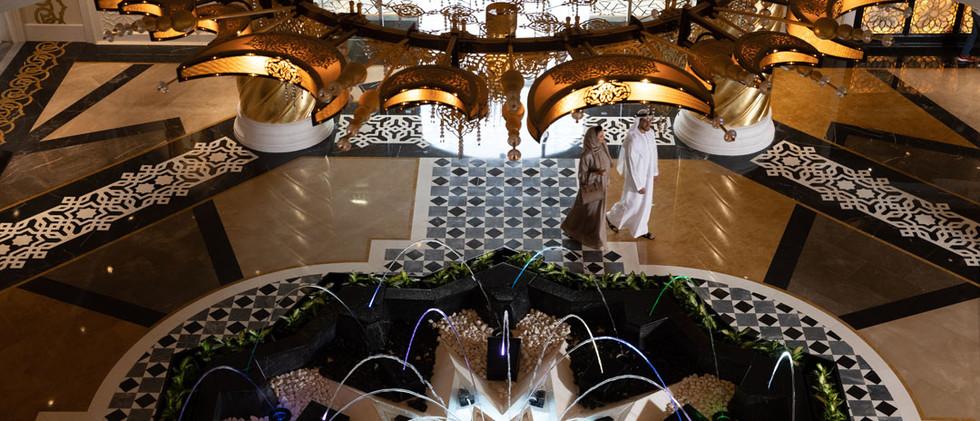 Jumeirah Zabeel Saray - Lifestyle - Arab