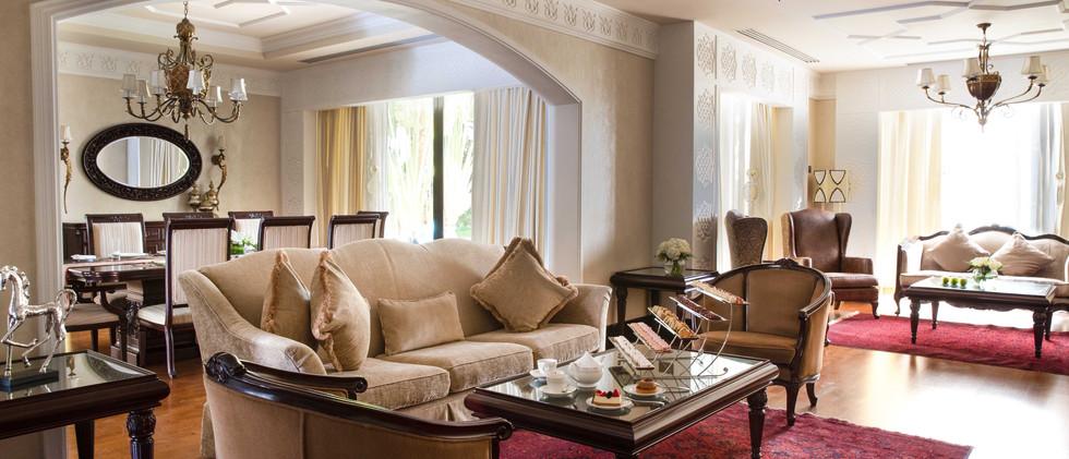Jumeirah Zabeel Saray - Royal Residences
