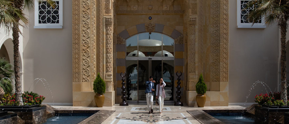 Jumeirah Zabeel Saray - Lifestyle - West