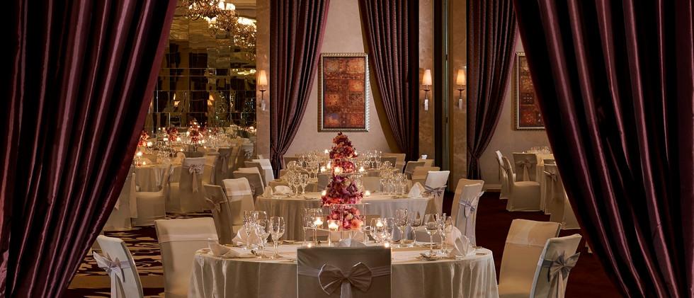Waldorf Astoria Dubai May 2014 Grand Bal