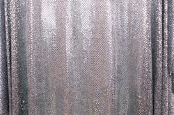 Silver/Black Shimmer