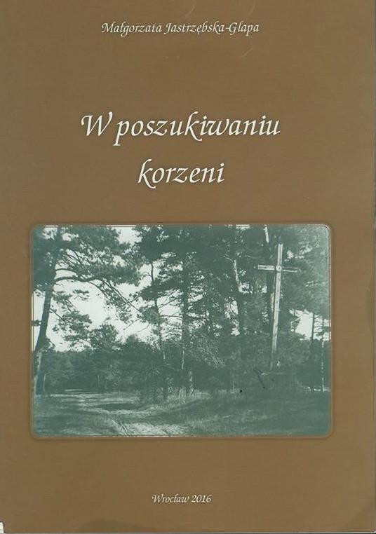 Pierwsza strona książki