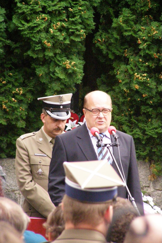 Józef Kossecki w Andrzejewie