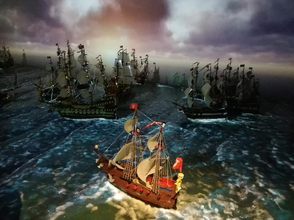 bitwa pod Oliwą - History land