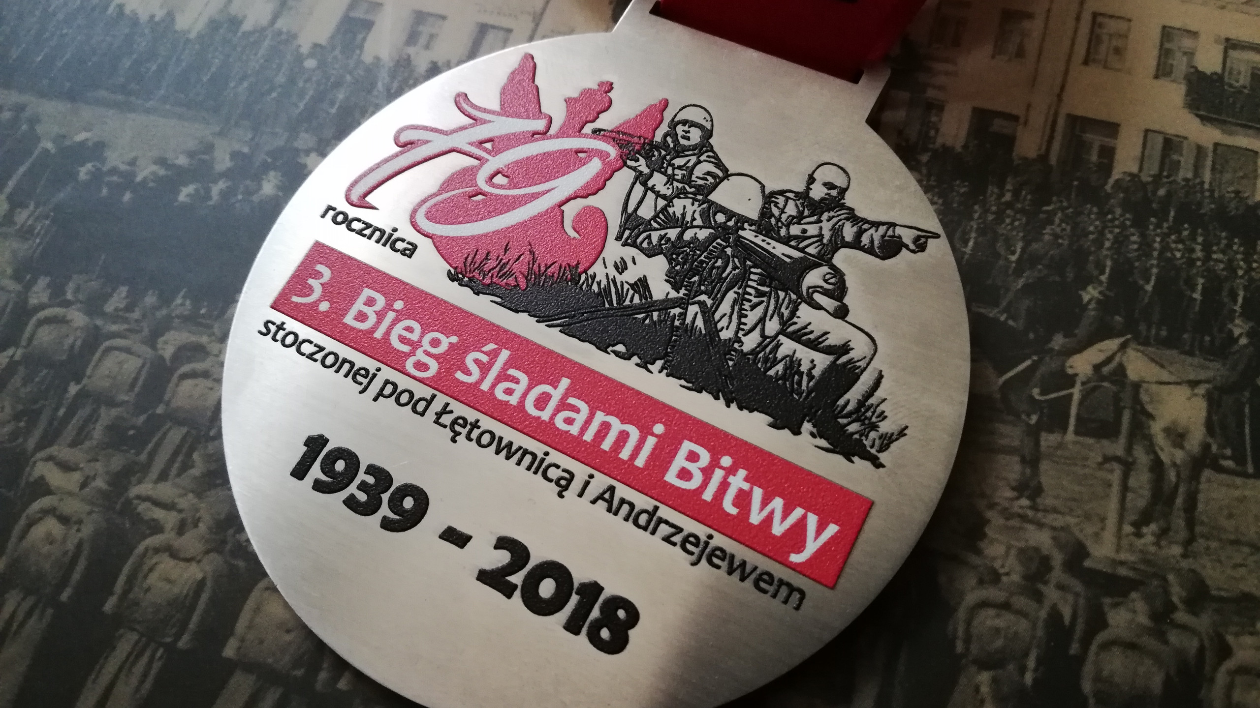 Medal za bieg