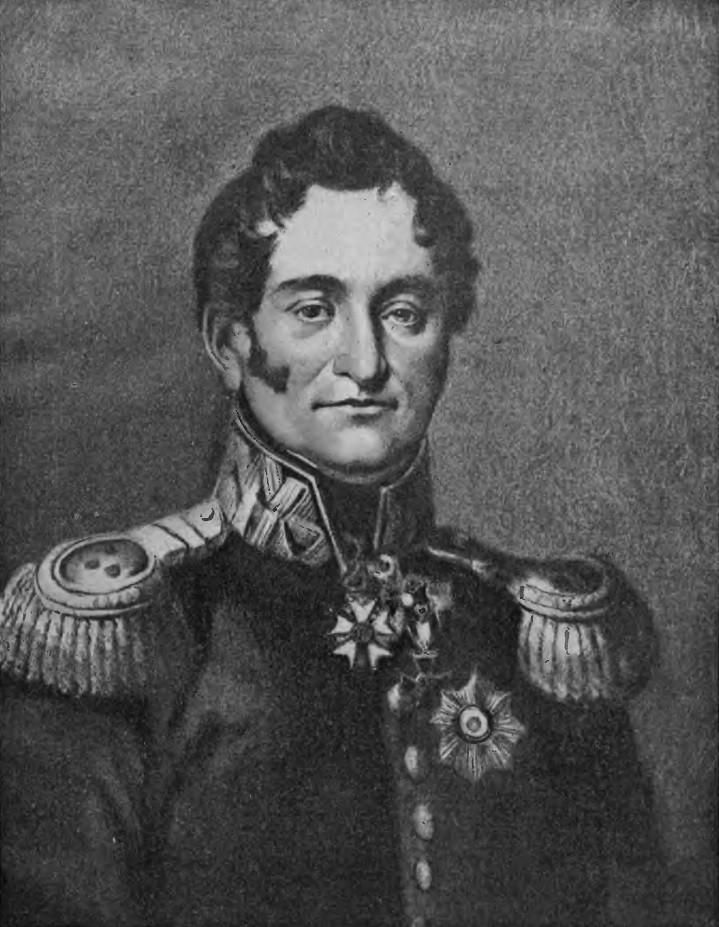 Generał Tomasz Łubieński