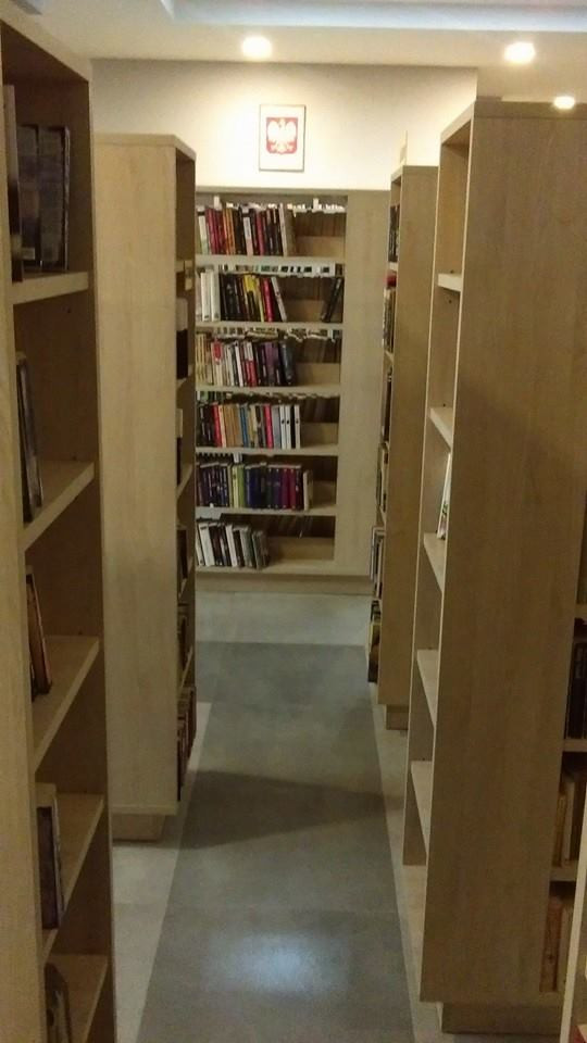 Biblioteka w najnowszej odsłonie