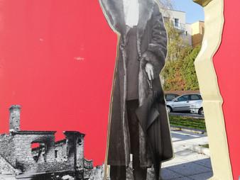"""""""Powstała, by żyć"""" - wystawa w Ostrowi Maz."""