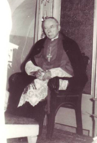 Wyszyński, Andrzejewo, Prymas,