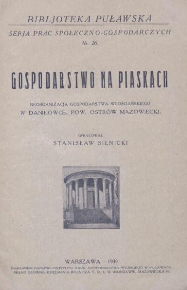 Gospodarstwo na Piaskach
