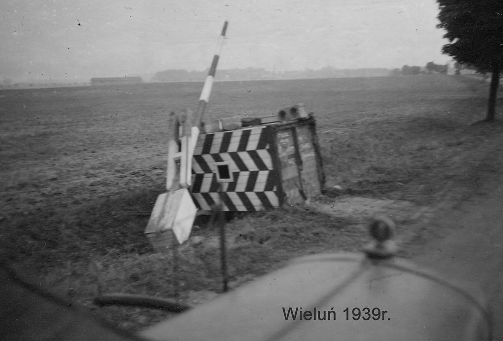 Wieluń 1939r.