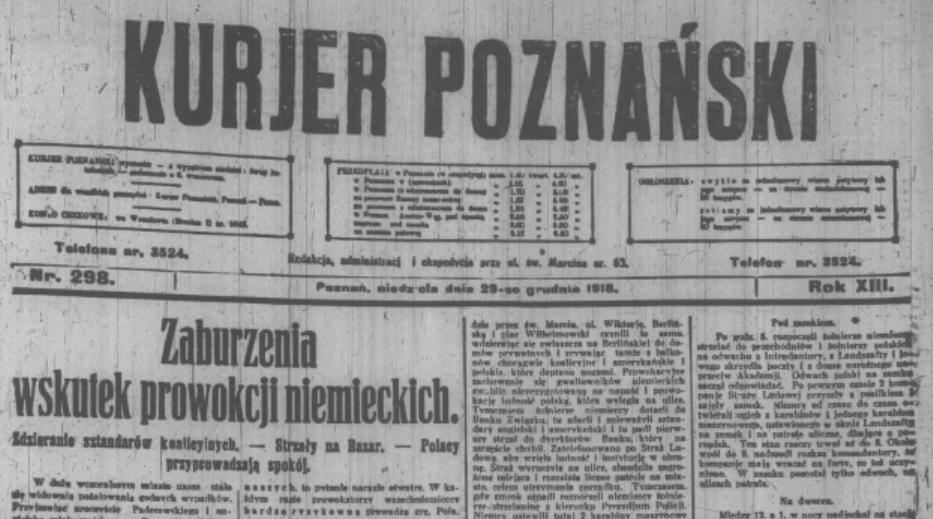 Kurjer Poznański (wbc)