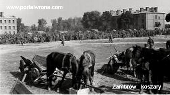 Jeńcy w Zambrowie