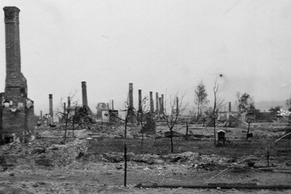 Zniszczony Nowogród
