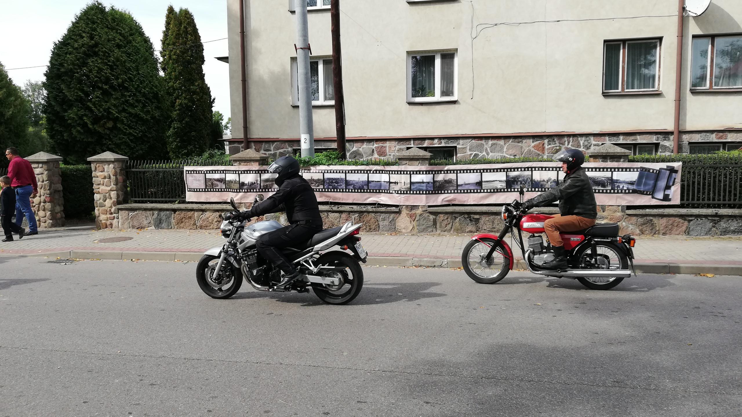 Rajd motocyklowy