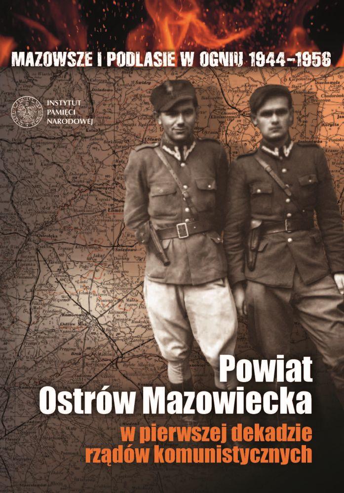 Książka Instytutu Pamięci Narodowej